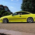 Opel Calibra Tuning (9)