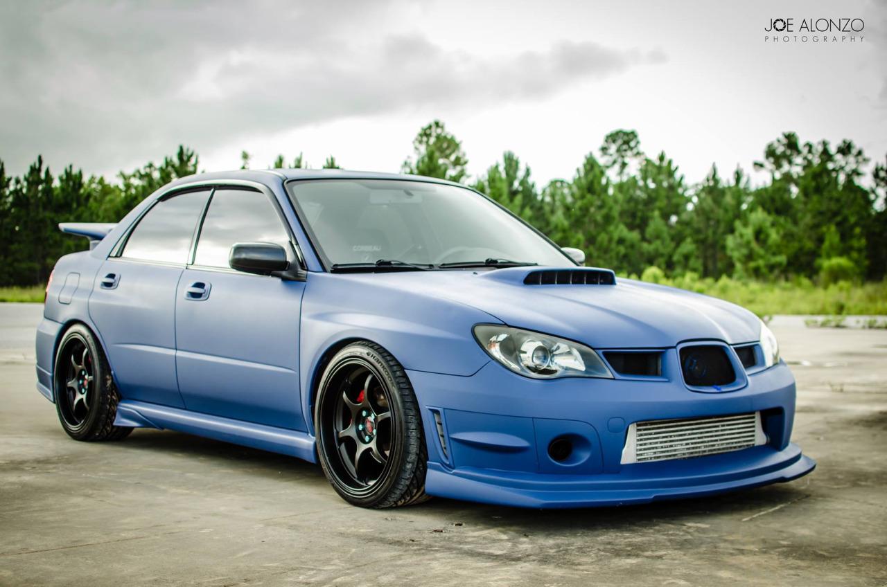 Subaru Impreza Tuning Subaru Impreza Wrx Sti Tuning 1