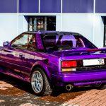 "Toyota MR2 AW11 ""Ultra Violet"" (1)"