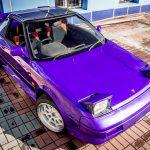 "Toyota MR2 AW11 ""Ultra Violet"" (2)"
