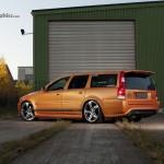 Tuning Volvo V70 (4)