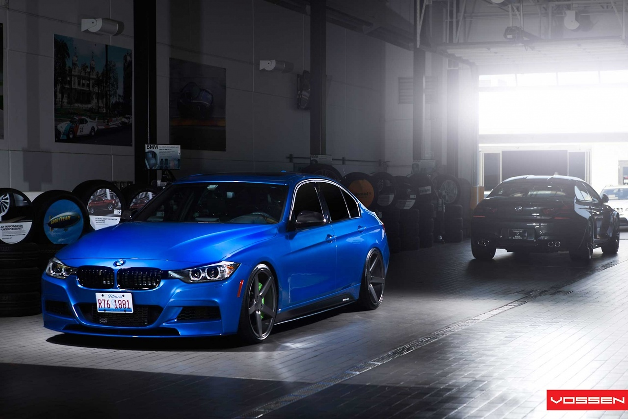 Vossen Wheels Bmw F30 Tuning 2 Tuning