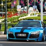 XXX Audi R8