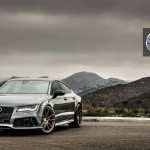 2014 Audi RS7 with HRE P44SC Wheels (1)