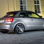 AUDI A1 Tuned by HS MOTORSPORT BACK
