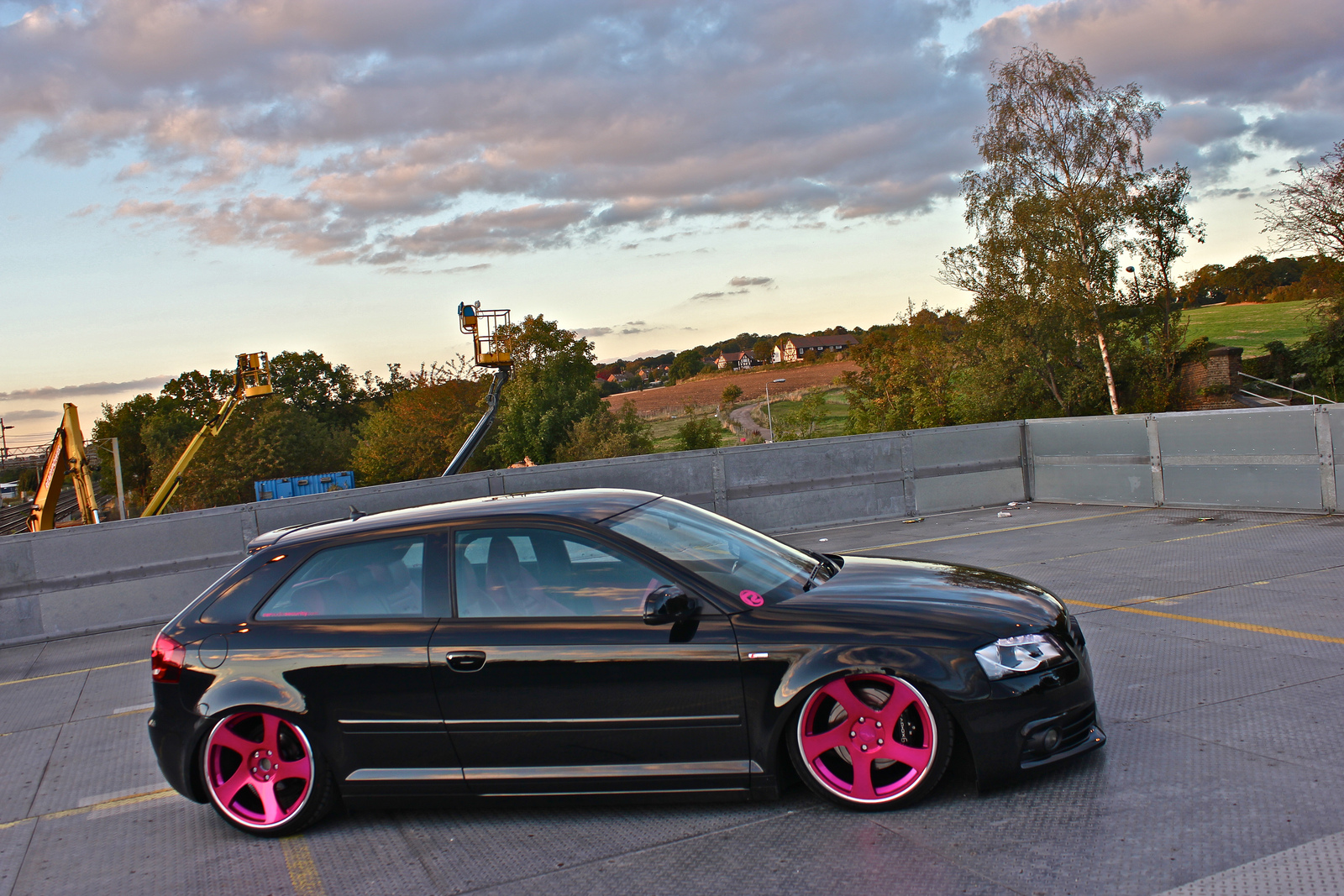 audi a3 8p facelift tuning 4 tuning. Black Bedroom Furniture Sets. Home Design Ideas