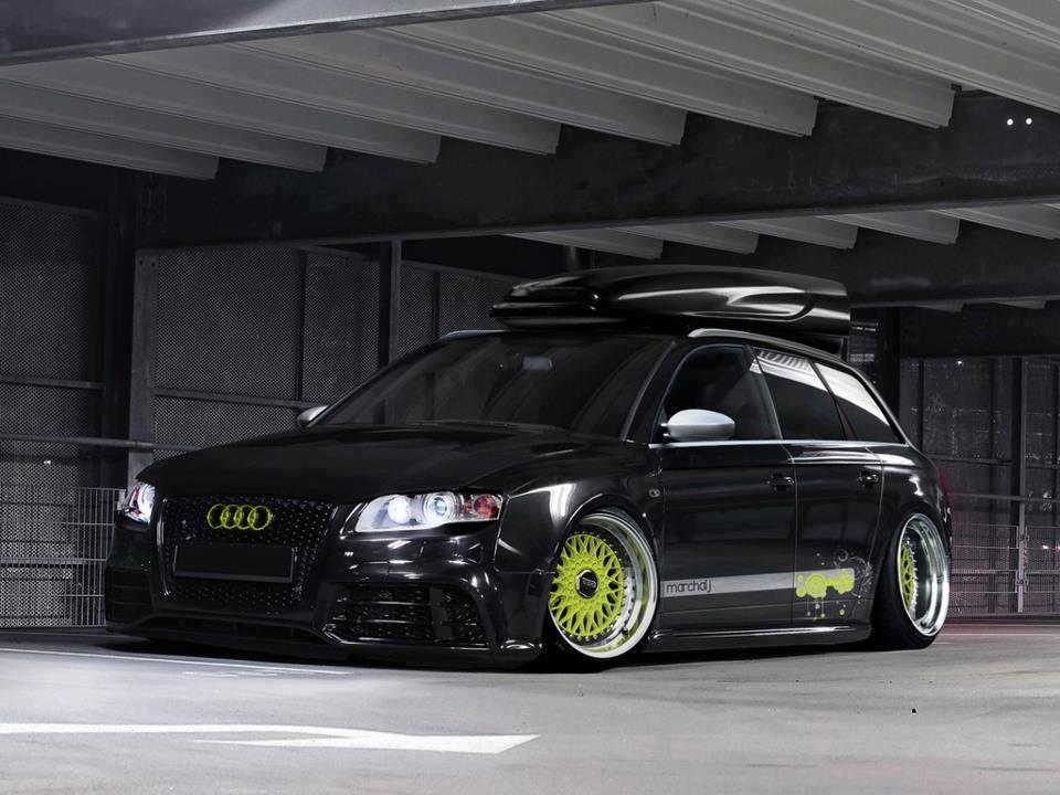 Audi A4 B7 Avant Tuning 7 Tuning