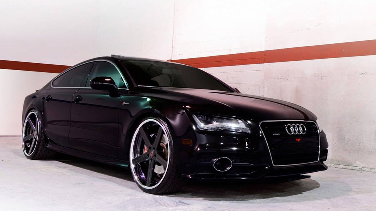 audi a7 tuning 1 tuning. Black Bedroom Furniture Sets. Home Design Ideas