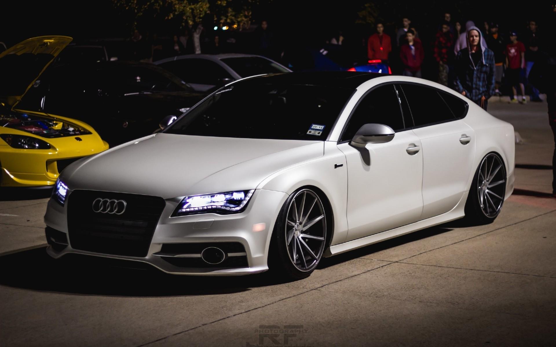 Audi A7 Tuning Tuning