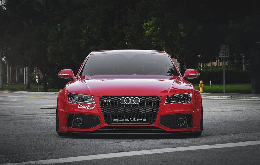 Audi Rs7 Rocket Bunny 1 Tuning