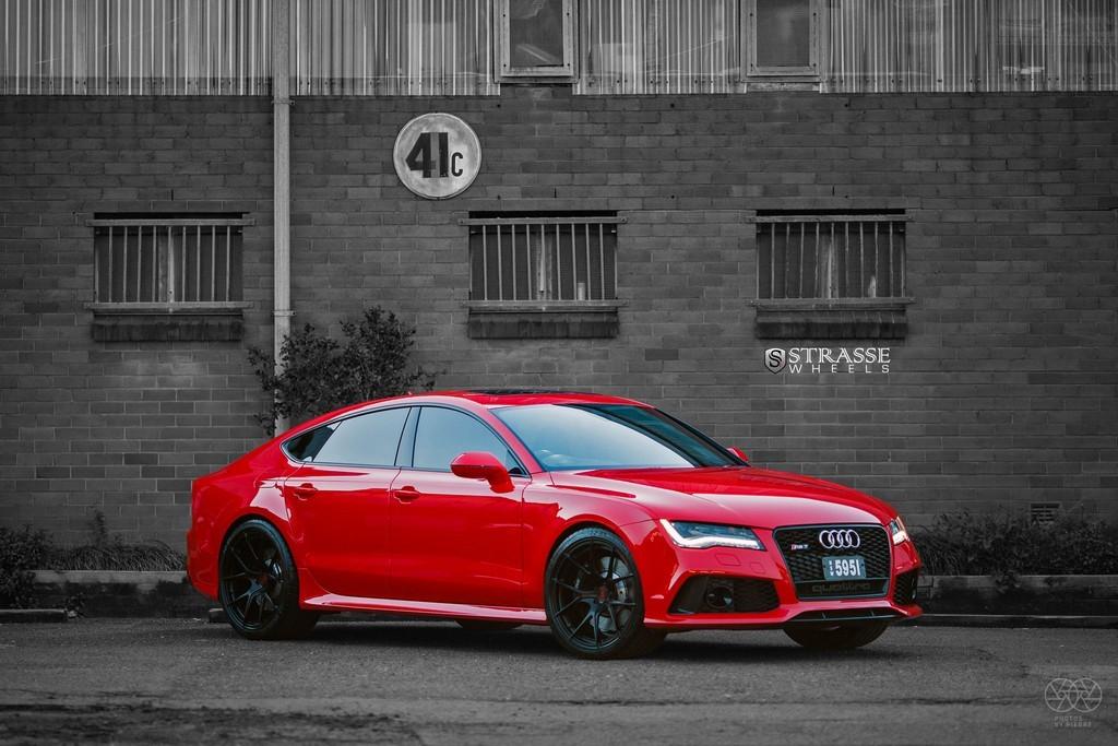 Audi Rs7 Strasse Wheels 1 Tuning
