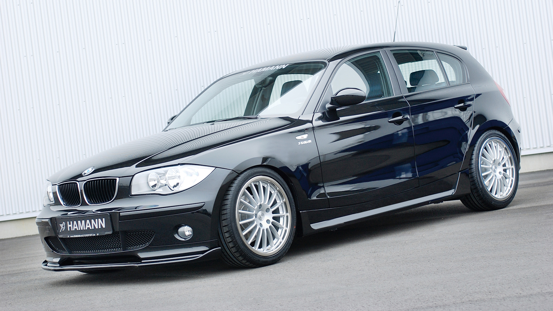 bmw 1 series e87 hamann tuning 3 tuning. Black Bedroom Furniture Sets. Home Design Ideas