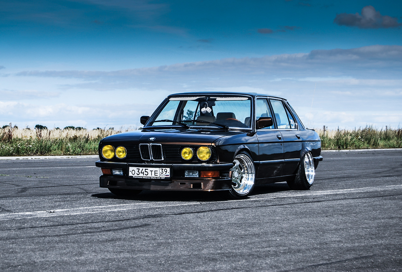 bmw 518i e28 tuning 9 tuning. Black Bedroom Furniture Sets. Home Design Ideas