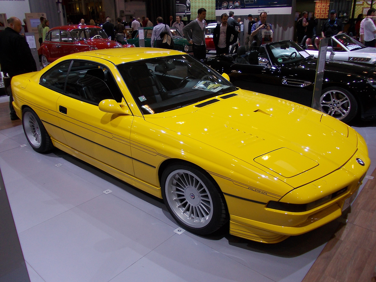Bmw 8 Series E31 Tuning 9 Tuning