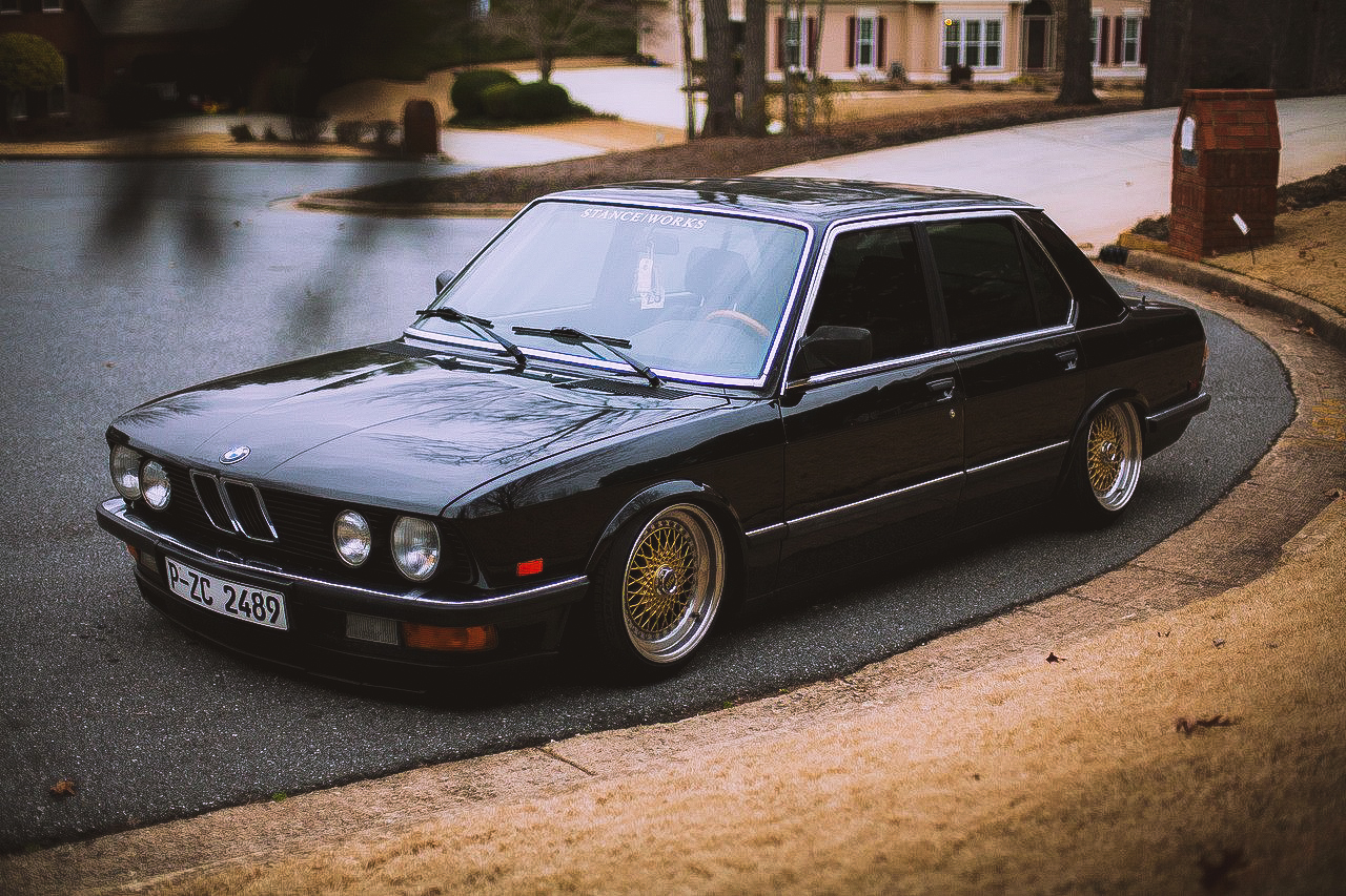 bmw e28 tuning 6 tuning. Black Bedroom Furniture Sets. Home Design Ideas