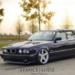 BMW E34 Touring Tuning