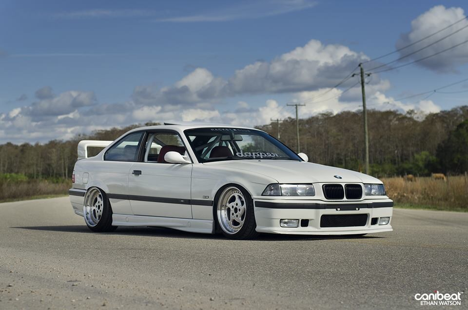 Tuning Bmw E36 Sedan Zdjecia