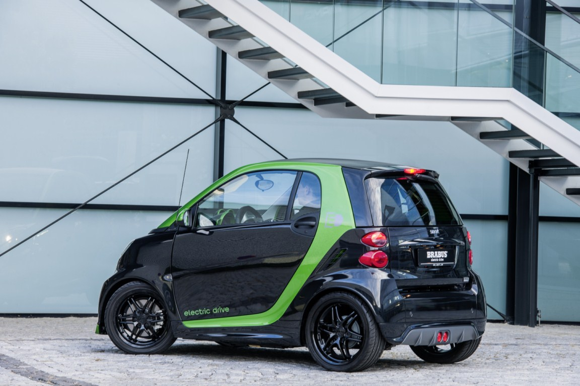 brabus smart fortwo electric drive 3 tuning. Black Bedroom Furniture Sets. Home Design Ideas