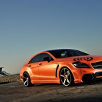 Custom Mercedes-Benz CLS (4)