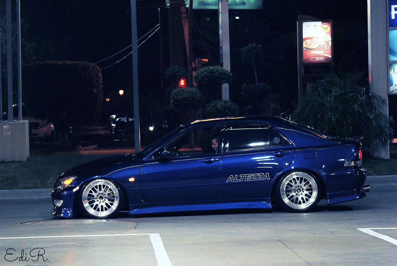 Altezza Custom Custom Toyota Altezza 4