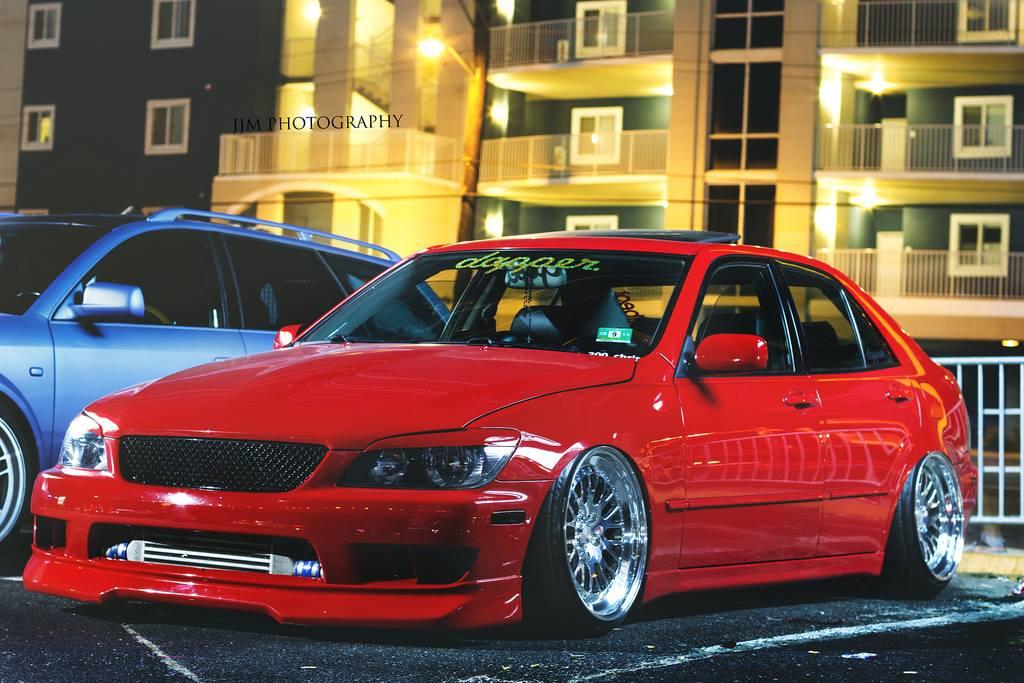 Altezza Custom Custom Toyota Altezza 8