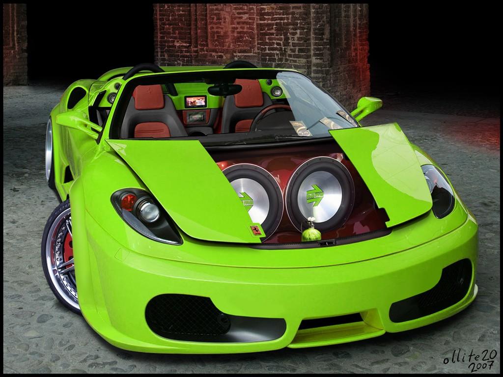 Ferrari F430 Tuning 5 Tuning