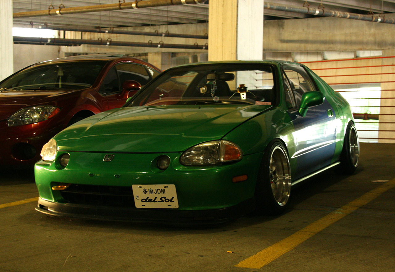 Honda Cr X >> Honda Del Sol Tuning (9) | Tuning