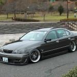Lexus GS S160 Tuning (2)