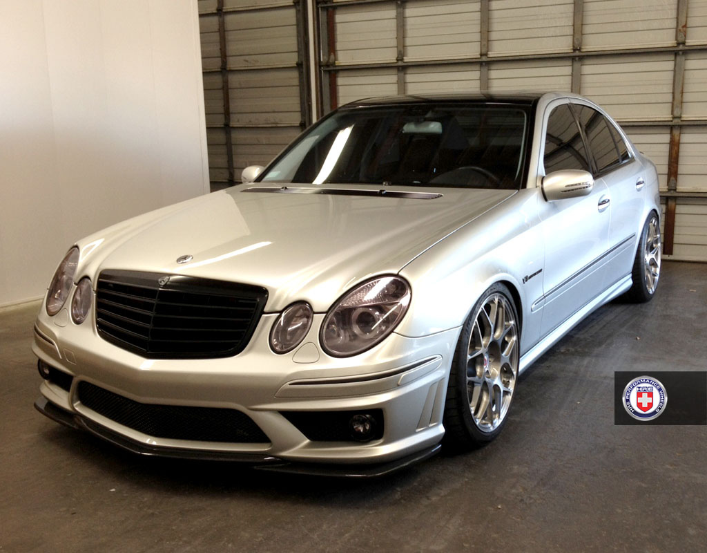 mercedes benz e class w211 tuning 1 tuning. Black Bedroom Furniture Sets. Home Design Ideas