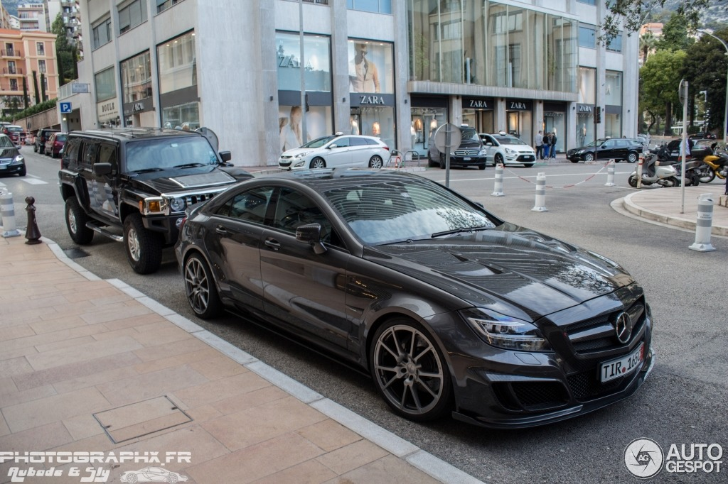 Mansory Mercedes Benz Cls W218 2 Tuning