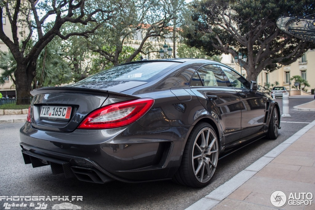 Mansory Mercedes Benz Cls W218 6 Tuning