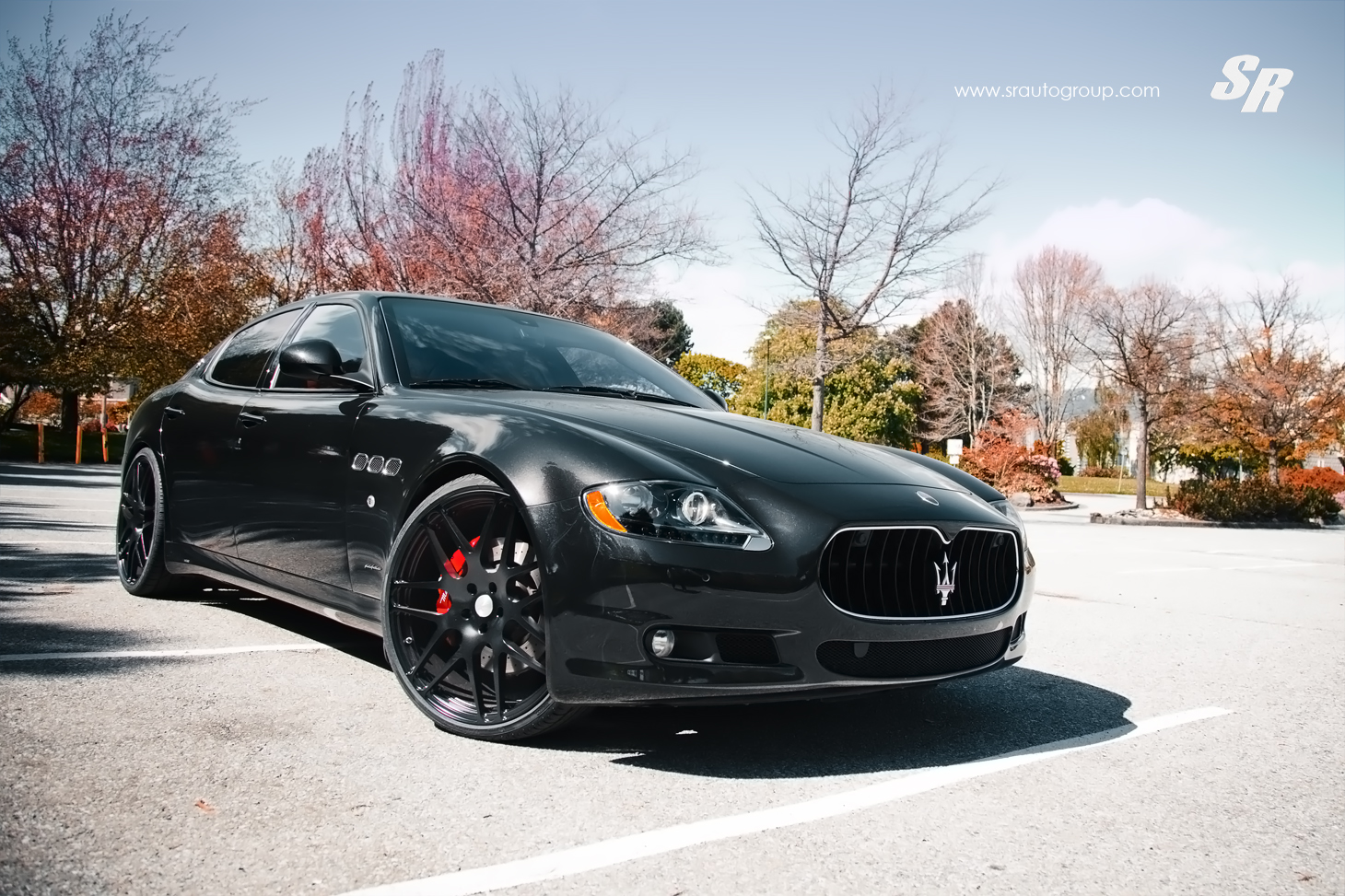 maserati quattroporte tuning 5 tuning. Black Bedroom Furniture Sets. Home Design Ideas