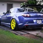 Mazda RX8 (SE3P) Tuning (1)