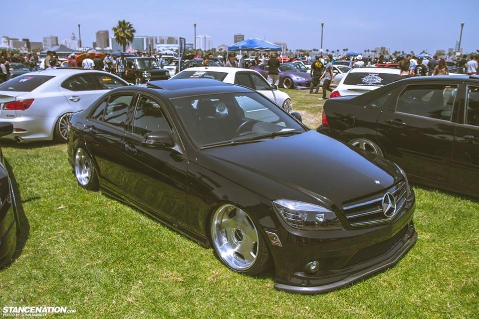 Mercedes Long Beach >> Mercedes-Benz C-Class (W204) Tuning (11)   Tuning