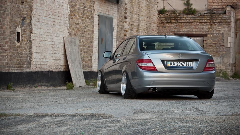 Тюнинг для Mercedes-Benz C-class (w2 4) / Мерседес