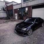 Mercedes-Benz C-Class (W204) Tuning (4)