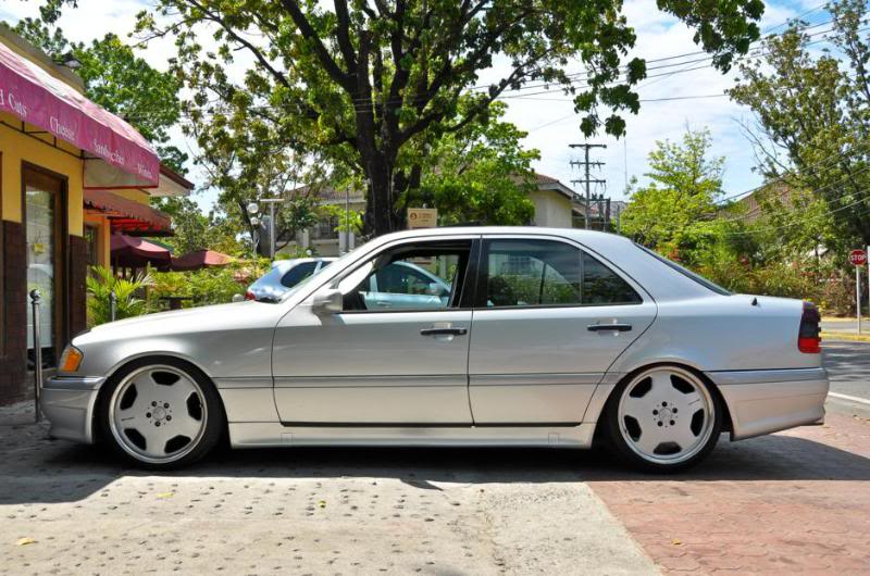 Mercedes c class w202 tuning 14 tuning for Mercedes benz c class w202