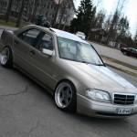 Mercedes C-Class W202 Tuning (3)