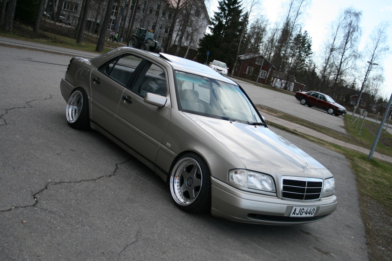 Mercedes c class w202 tuning 3 tuning for Mercedes benz c class w202