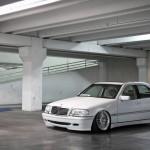 Mercedes C-Class W202 Tuning (7)