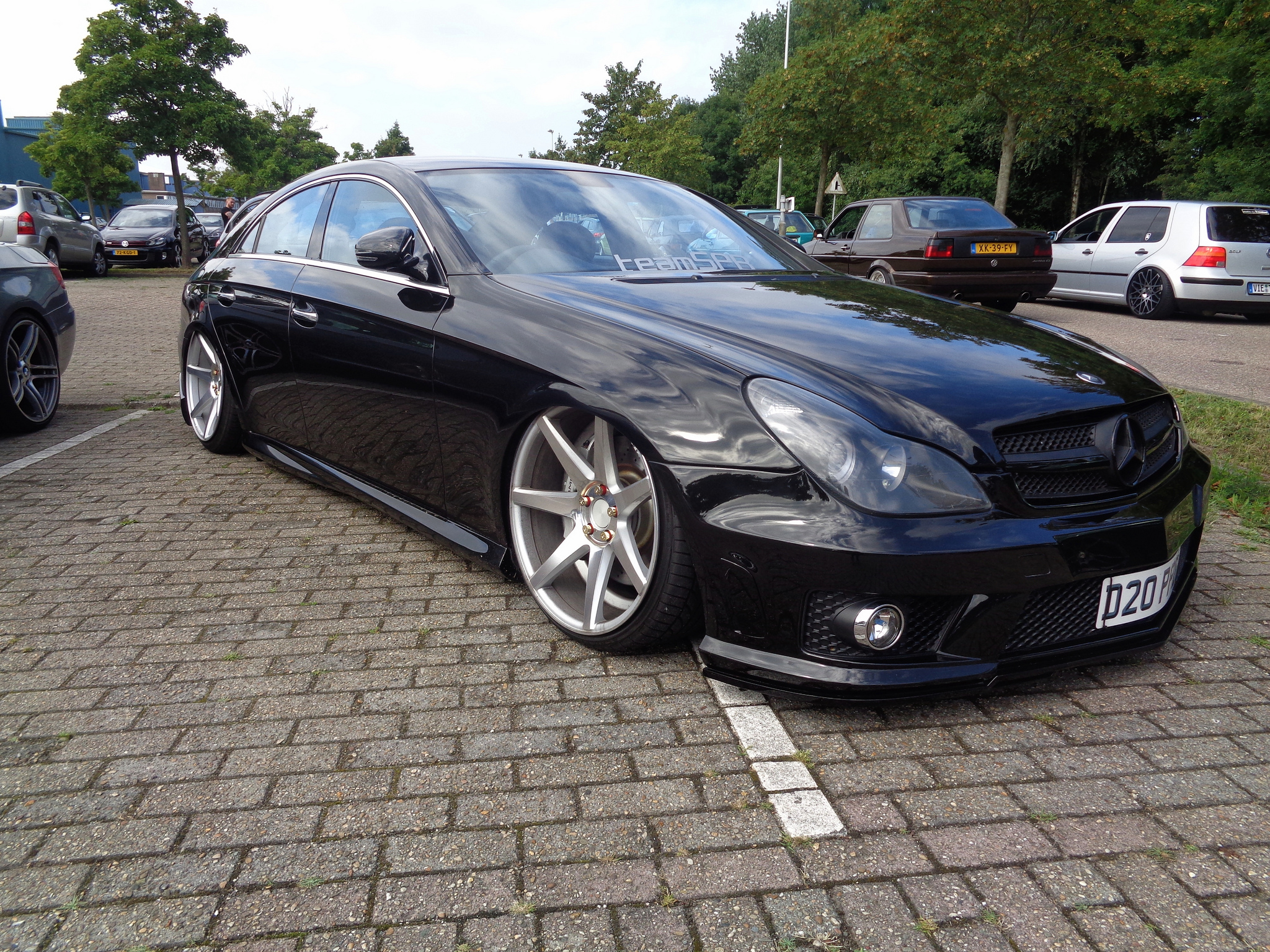 mercedes cls c219 tuning 9 tuning. Black Bedroom Furniture Sets. Home Design Ideas