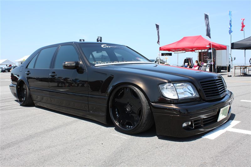 mercedes benz w140 tuning images