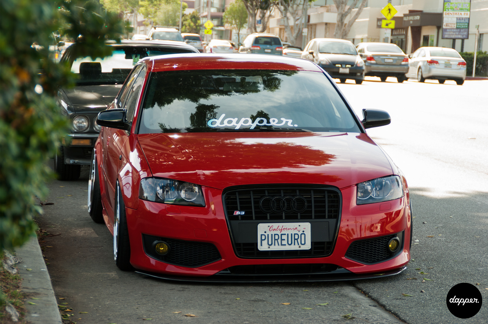 Modified Audi A3 3 Tuning