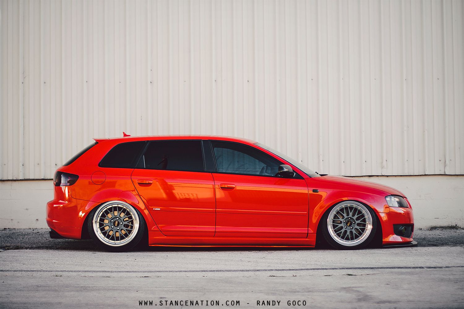 Modified Audi A3 4 Tuning