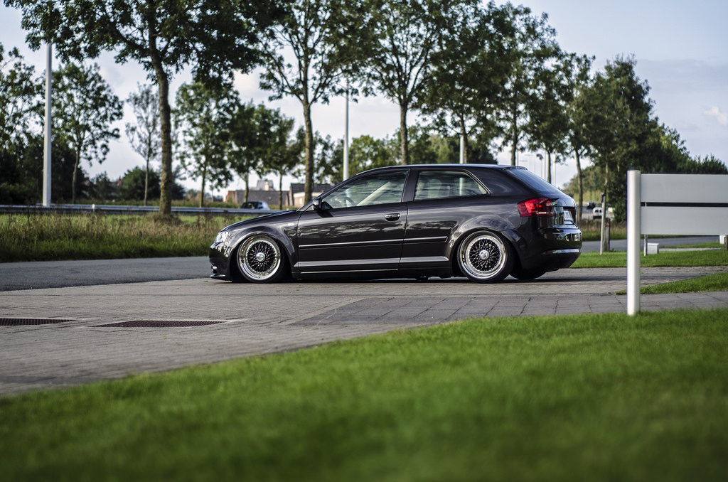Modified Audi A3 8P (1) | Tuning