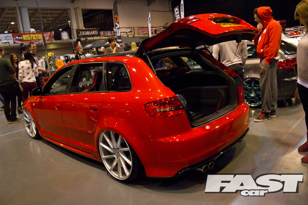 Modified Audi A3 8p 2 Tuning
