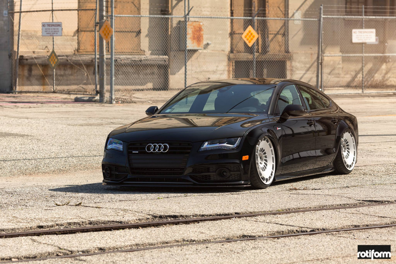 Modified Audi A7 1 Tuning