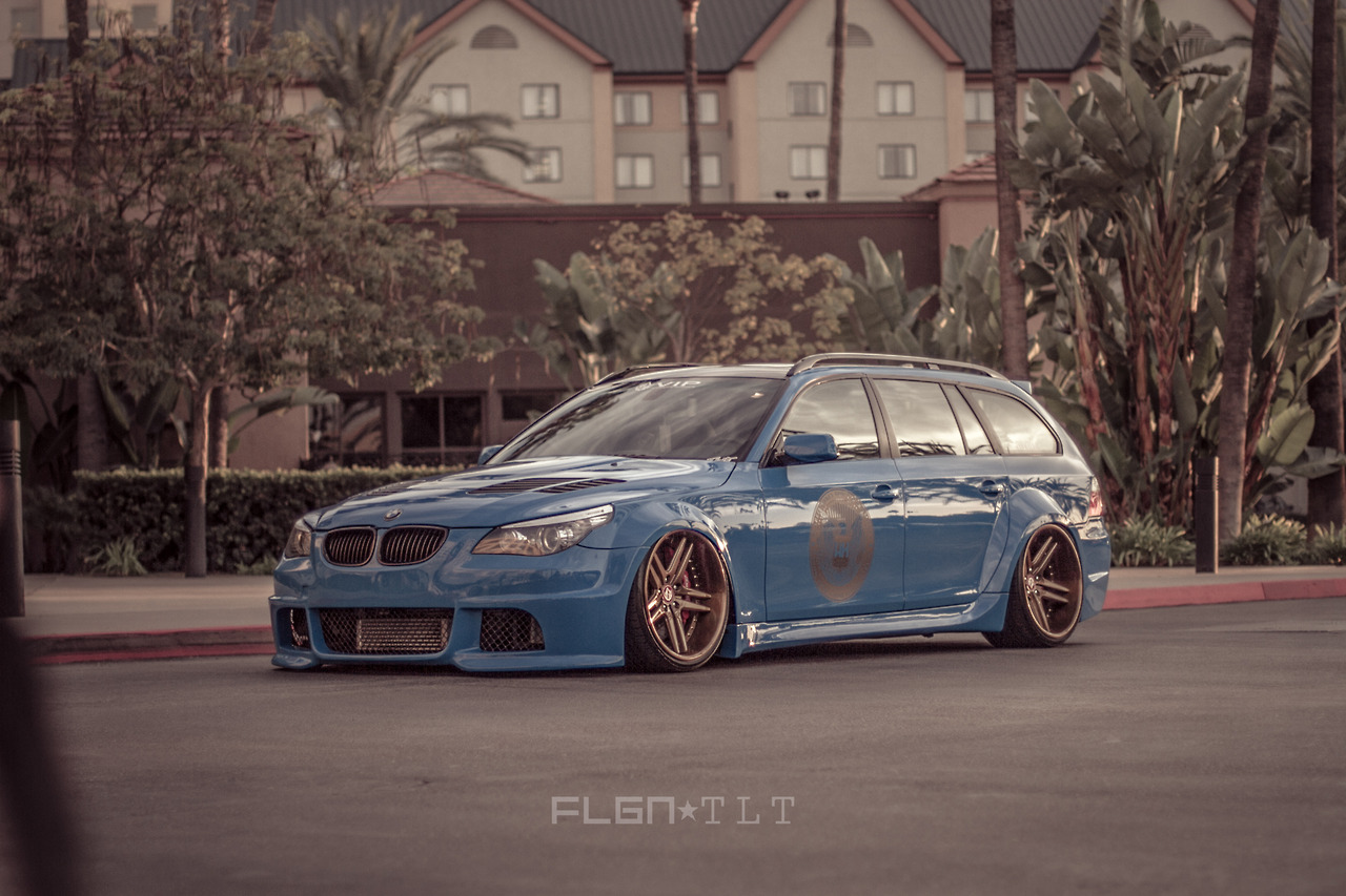 modified bmw 5 series e61 1 tuning. Black Bedroom Furniture Sets. Home Design Ideas