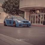 Modified BMW 5 Series E61 (2)