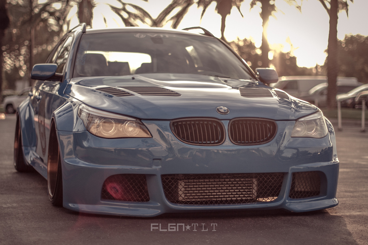 modified bmw 5 series e61 4 tuning. Black Bedroom Furniture Sets. Home Design Ideas
